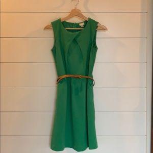 Merona XS Belted Dress